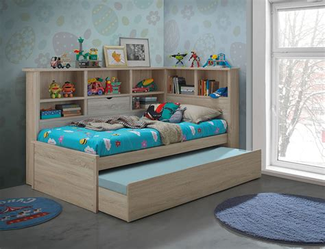 king single bunk beds for ballini trundle bed king single awesome beds 4