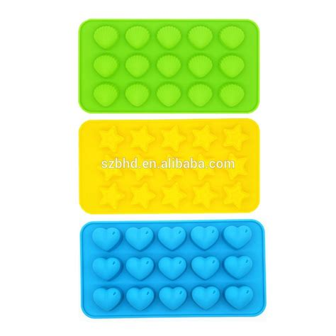 where to buy silicone silicone molds for baking 3 different shape silicone