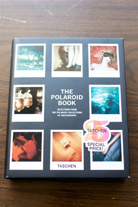 polaroid picture book a seed of inspiration polaroid book lemon and raspberry