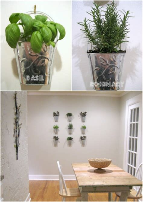 indoor wall garden 18 brilliant and creative diy herb gardens for indoors and