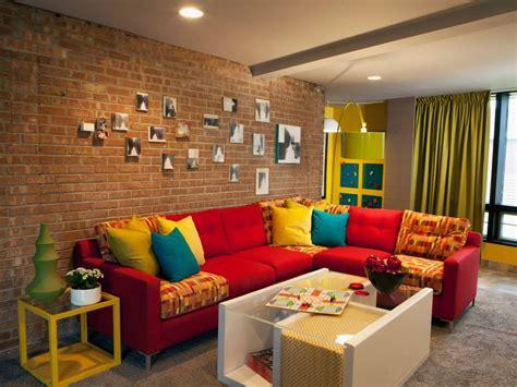 Zebra Bedroom Decorating Ideas 25 brick wall designs decor ideas for living room