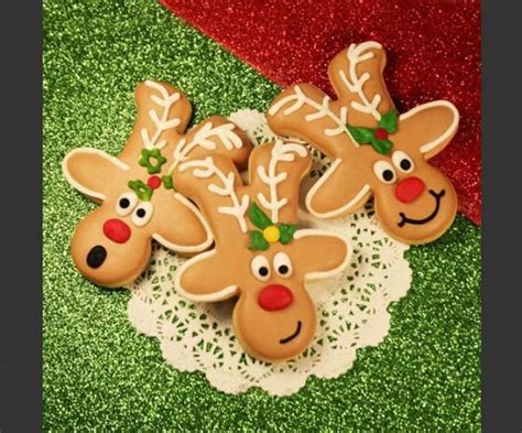 how to decorate cookies for how to decorate gingerbread cookies for the new year 7