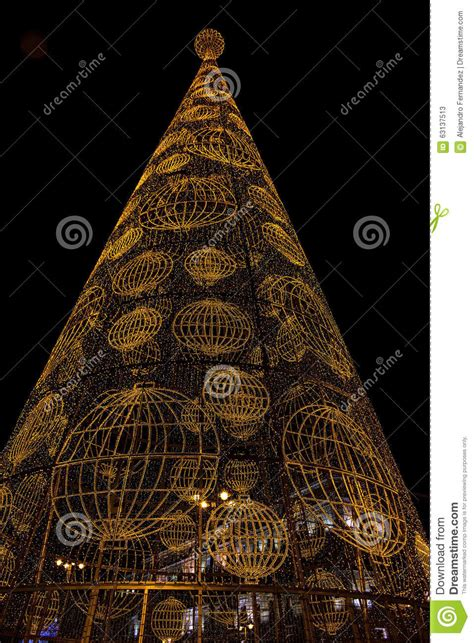 trees made of lights tree made of lights stock photo image 63137513
