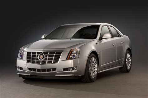 Cadillac Cts by 2012 Cadillac Cts Sedan With New Grille And More