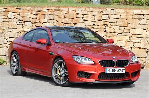 2013 Bmw M6 2013 bmw m6 coupe w autoblog