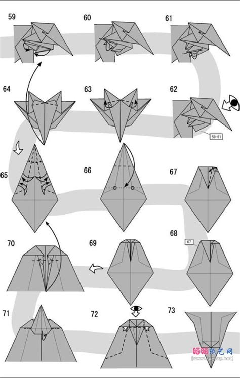 advanced origami diagrams free coloring pages how to make origami