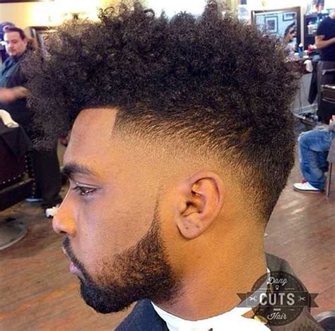 hair cut with a defined point in the back 40 best black haircuts for men mens hairstyles 2017