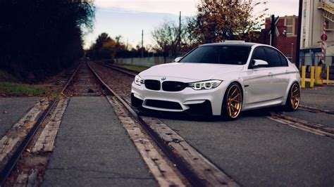 Hd Car Wallpapers 4k 1920x1080 by Bmw M3 Bmw Railroad White Car 4k Ultra Hd Wallpaper 1 4k