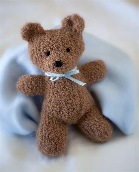 teddy knitting pattern teddy knitting patterns in the loop knitting