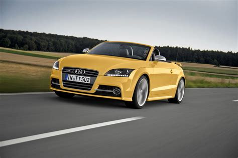 2013 Audi Tts Review by 2013 Audi Tts Competition Review Top Speed