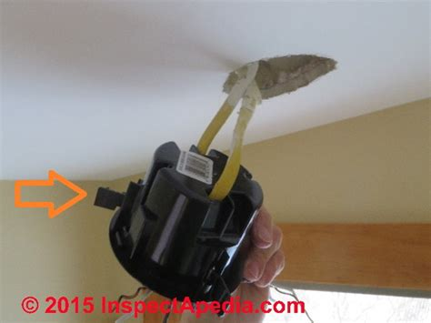 how to fix a light ceiling light fixture installation wiring