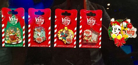 mickey merry hours mickey s merry 2015 pins dpb