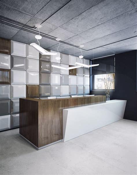 desk area 25 best ideas about reception desks on office