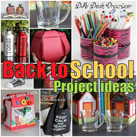 ideas for to make at school i doing all things crafty back to school project ideas