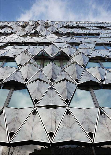 Origami Building Barclays Capital Bank E Architect