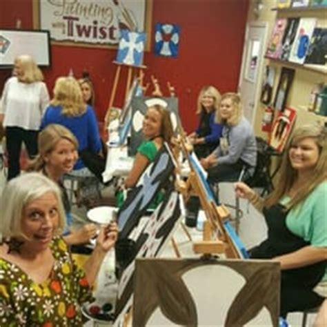paint with a twist germantown painting with a twist 61 photos paint sip
