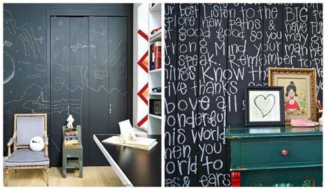 chalkboard for room 30 chalkboard paint ideas for room
