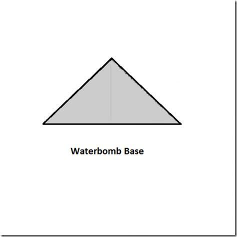 water balloon base origami origami fileorigami waterbomb basesvg wikimedia mons