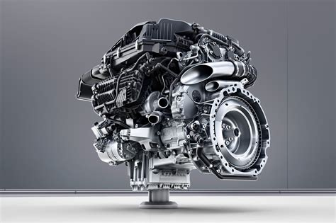 Motor Mercedes by Sixes Are Back Mercedes S New 48 Volt