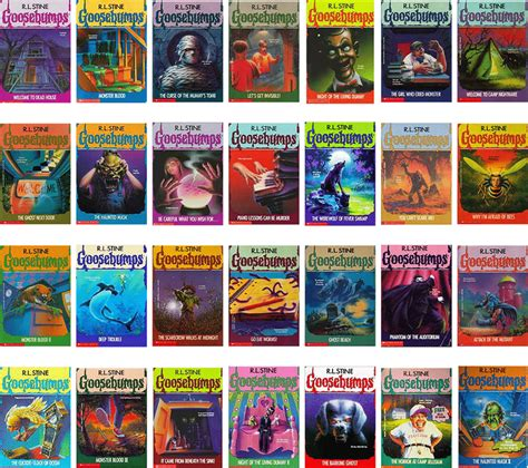 goosebumps books pictures best goosebumps books geeks
