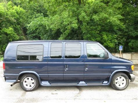 automobile air conditioning service 2005 ford e150 navigation system sell used 2005 ford e150 conversion passenger van dvd clean inspected in pittsburgh