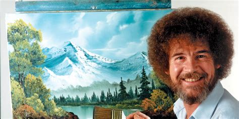 bob ross of painting uk bob ross s the of painting to be streamed on twitch
