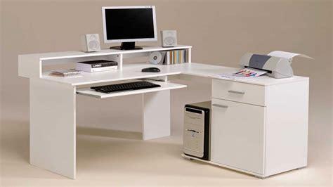 modern small computer desk office computer desk corner computer armoire small white