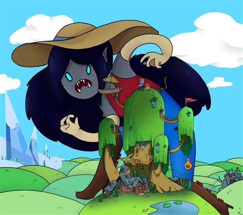 vire princess adventure time marceline vire schwabl and