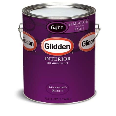 home depot paint eggshell finish glidden premium 1 gal satin interior paint gln6200 01