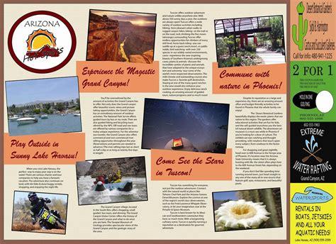 travel brochure project cyberuse