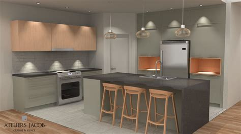 Free Kitchen Design kitchen 3d renders examples ateliers jacob