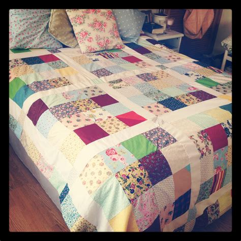 quilting craft projects craft project patchwork quilt burkatron