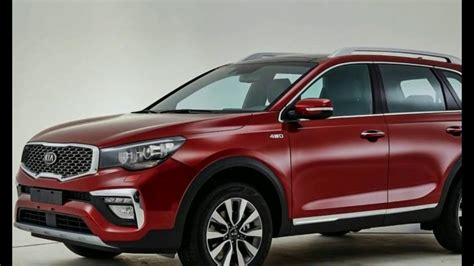 Kia Sorento 2018 Facelift by Kia Sorento Facelift 2018 Interior And Exterior
