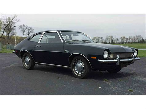 Ford Pinto For Sale by 1971 Ford Pinto For Sale Classiccars Cc 977074