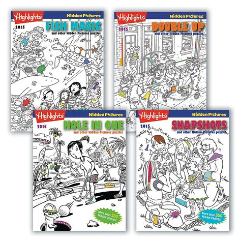 highlights picture books highlights pictures books 2015 set of 4 books