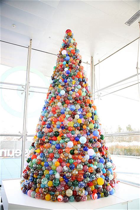 museum ornaments ornament tree corning museum of glass