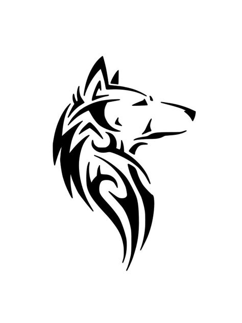 re useable mylar native wolf airbrush stencil ebay
