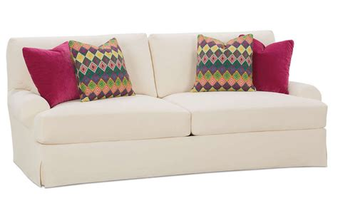 slipcovers for three cushion sofa t shaped sofa slipcovers thesofa