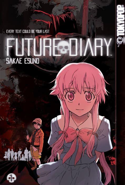 future diary future diary absolute anime