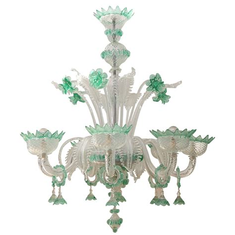 antique murano glass chandelier antique murano glass chandelier at 1stdibs