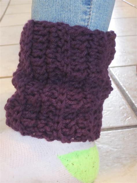 is crochet or knitting easier easy crochet legwarmers pattern knitting and crochet