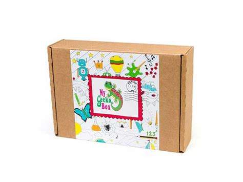 monthly crafts for one monthly subscription save 3 mygeckobox