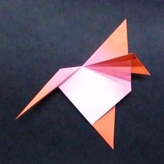 origami mockingjay hunger mockingjay origami