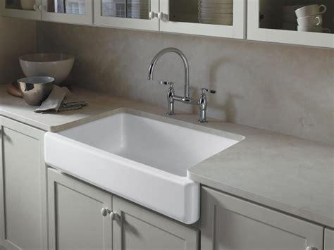 farmhouse style kitchen sinks 18 farmhouse sinks diy kitchen design ideas kitchen