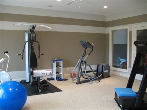 paint colors for exercise room decorate a home exercise room room decorating ideas