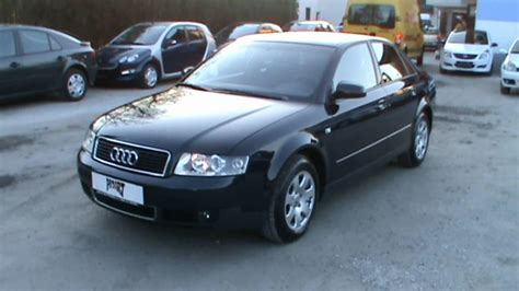 Audi A4 2004 Review by 2004 Audi A4 1 9 Tdi Limo Review Start Up Engine And In