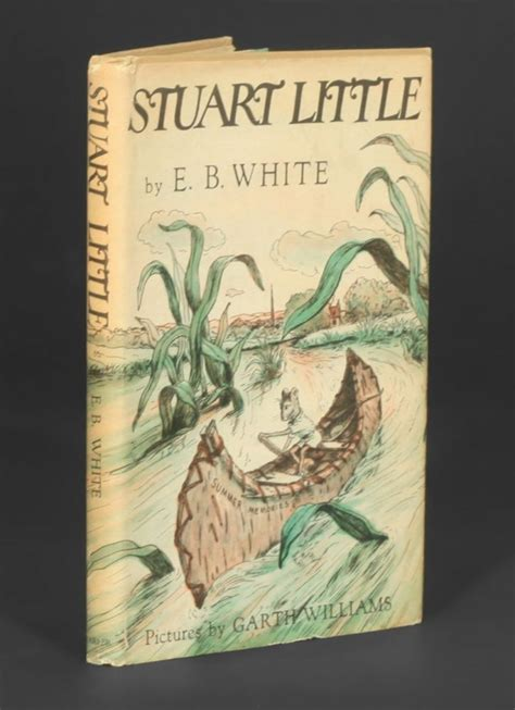stuart book pictures stuart e b white 1st edition