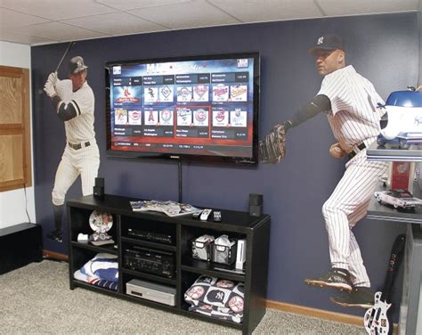 yankees bedroom yankee themed room home and garden qctimes