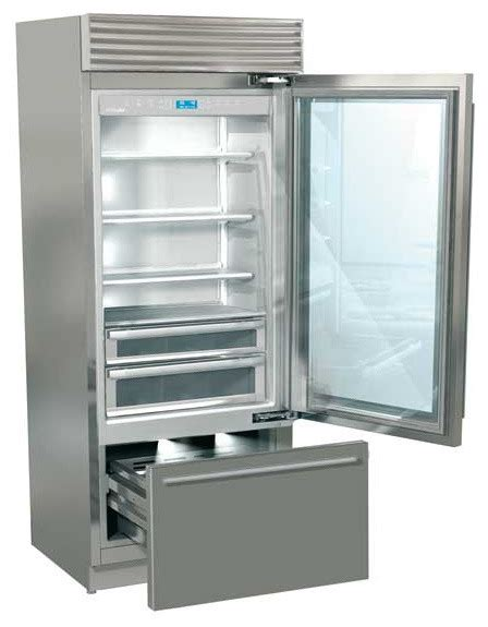 home refrigerator with glass door fhiaba refrigerator xi8990tgt professional series glass