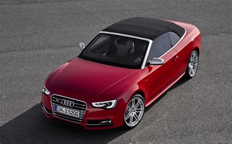 08 Audi S5 by Audi S5 Cabriolet 2013 Widescreen Car Wallpapers
